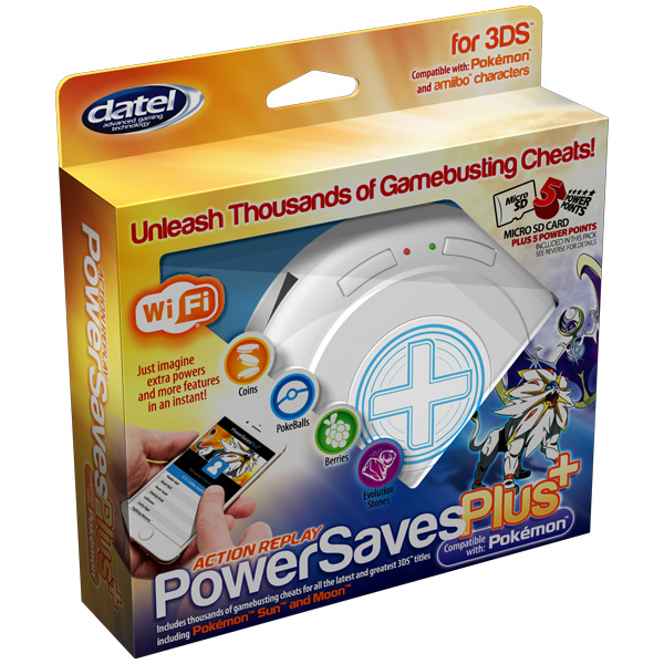PowerSaves Pro for 3DS - Codejunkies